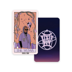 The Wunna Tarot Card