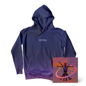 Ombre Gemini Hoodie + Wunna Digital Download