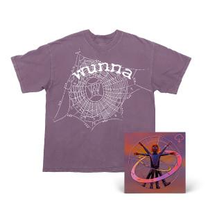 King Spider Zodiac 13 T-Shirt + Wunna Digital Download
