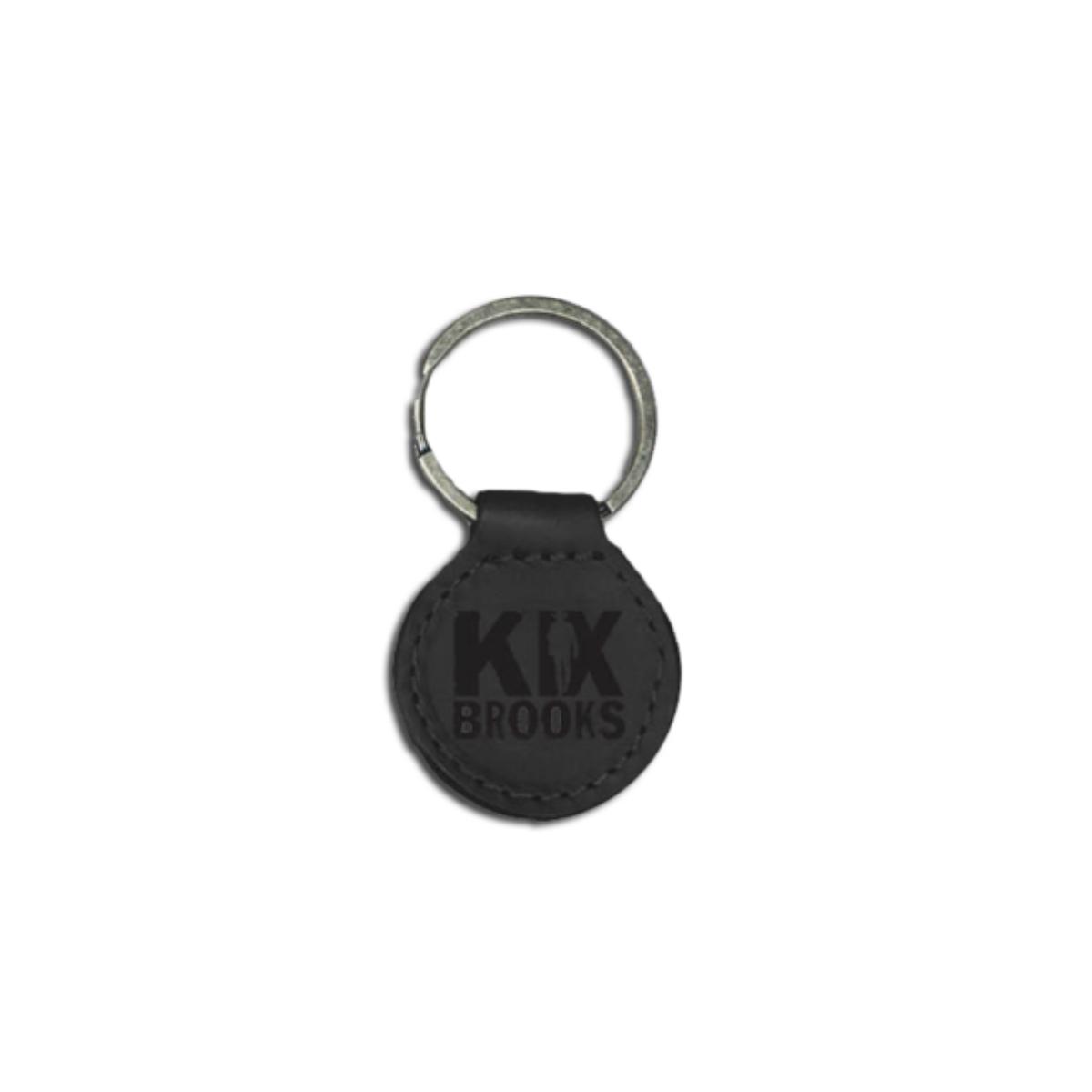 Circle Logo Keychain
