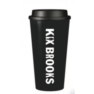 Black Travel Mug