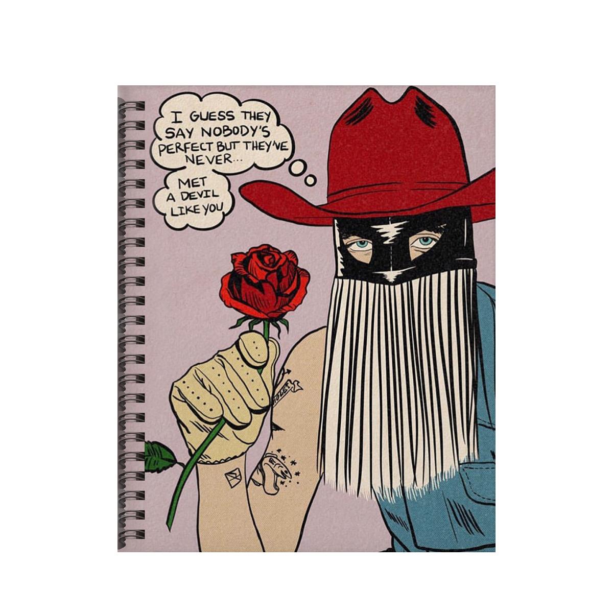Devil Like You Notebook