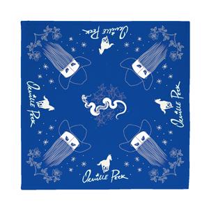Bandana (Blue)