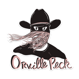 Orville Peck Sticker