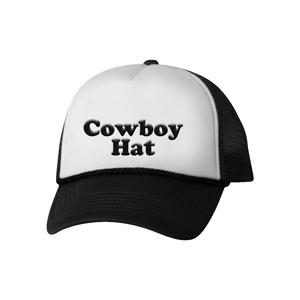 Cowboy Hat Hat (Black)