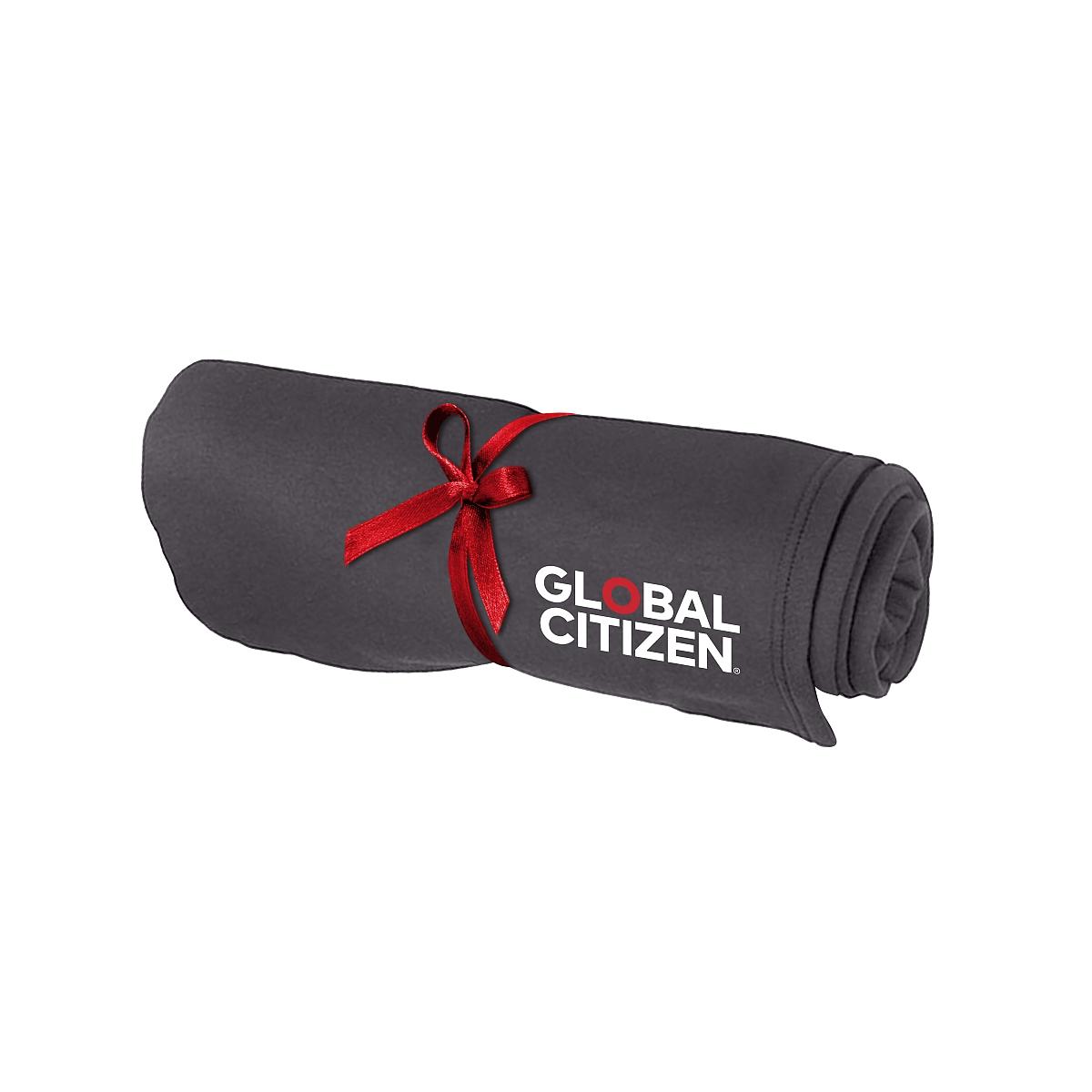 Global Citizen Fleece Blanket