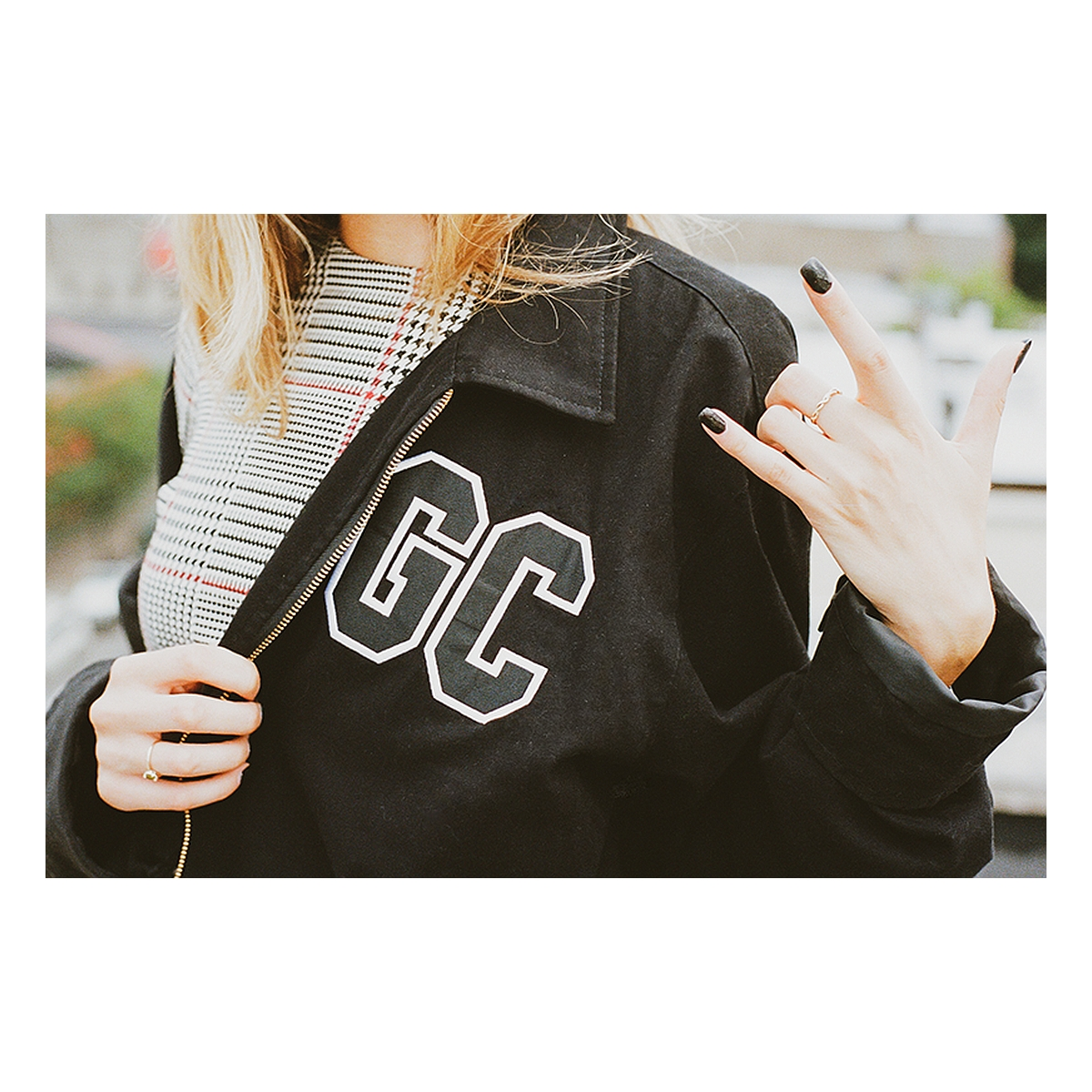 The Global Swagizen Jacket