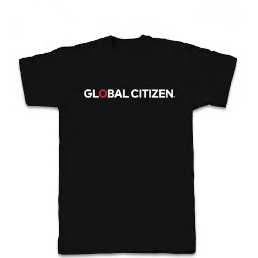 Global Citizen Logo T-shirt