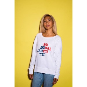 Social Goods Equality Sweatshirt
