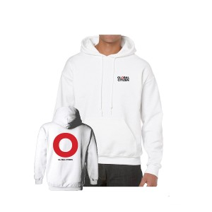 Global Citizen Logo Hoodie