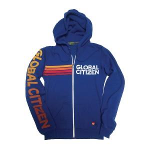 Global Citizen + Aviator Nation Zip Hoodie