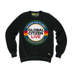 Aviator Nation x Global Citizen Live Crewneck