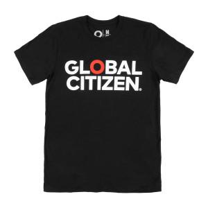 Global Citizen Logo T-shirt