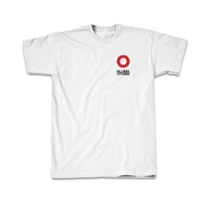 Global Citizen White T-shirt
