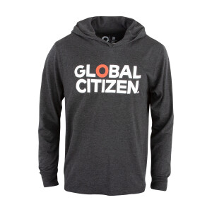 Global Citizen Hooded Longsleeve T-Shirt