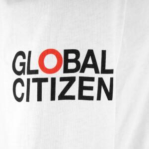 Global Citizen One Arm Logo T-shirt