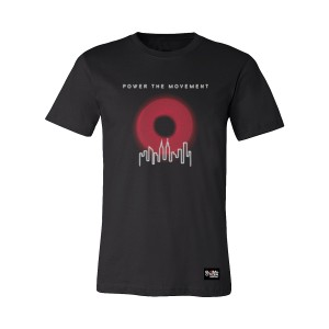 Power The Movement 2019 Black Tee