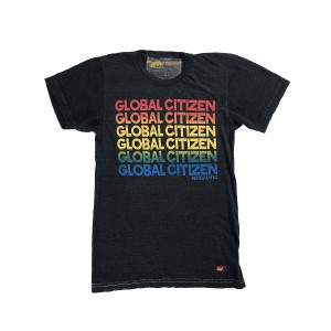 Global Citizen x Aviator Nation Crewneck T-shirt