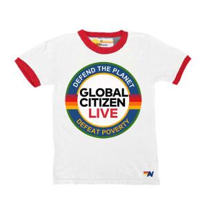 Aviator Nation x Global Citizen Live  T-Shirt