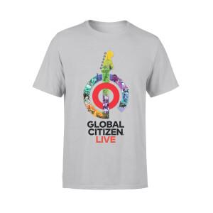 Global Citizen Live Shirt with Global Artist Lineup