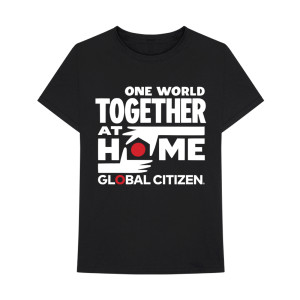 One World: Together at Home Lineup T-shirt