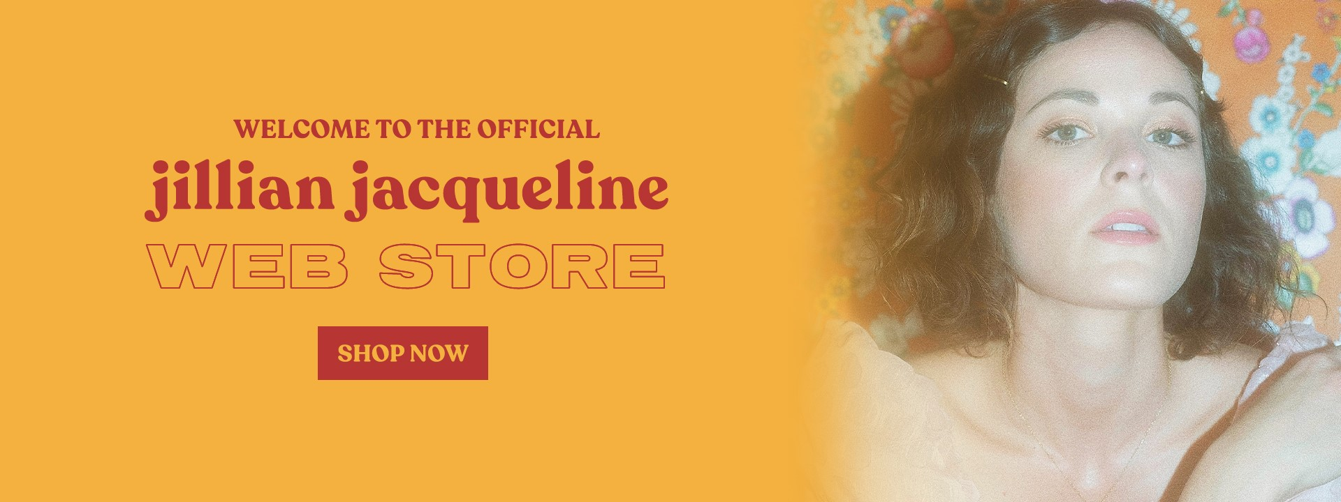 Welcome to the official Jillian Jacqueline web store | Shop now