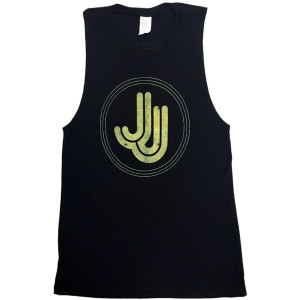 JJ Logo Ladies Muscle Tank