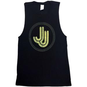 JJ Logo Ladies Muscle Tank