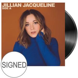 Side A Vinyl Signed