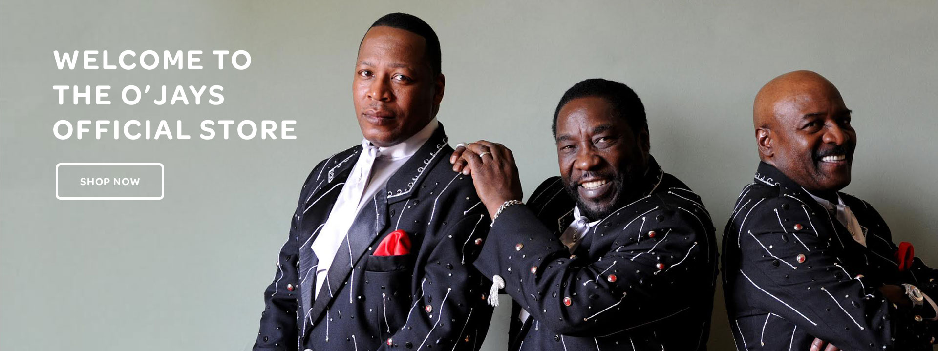 Welcome to The O'Jays official store | Shop now
