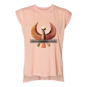 Earth, Wind & Fire Phoenix Pink Flowy Shirt