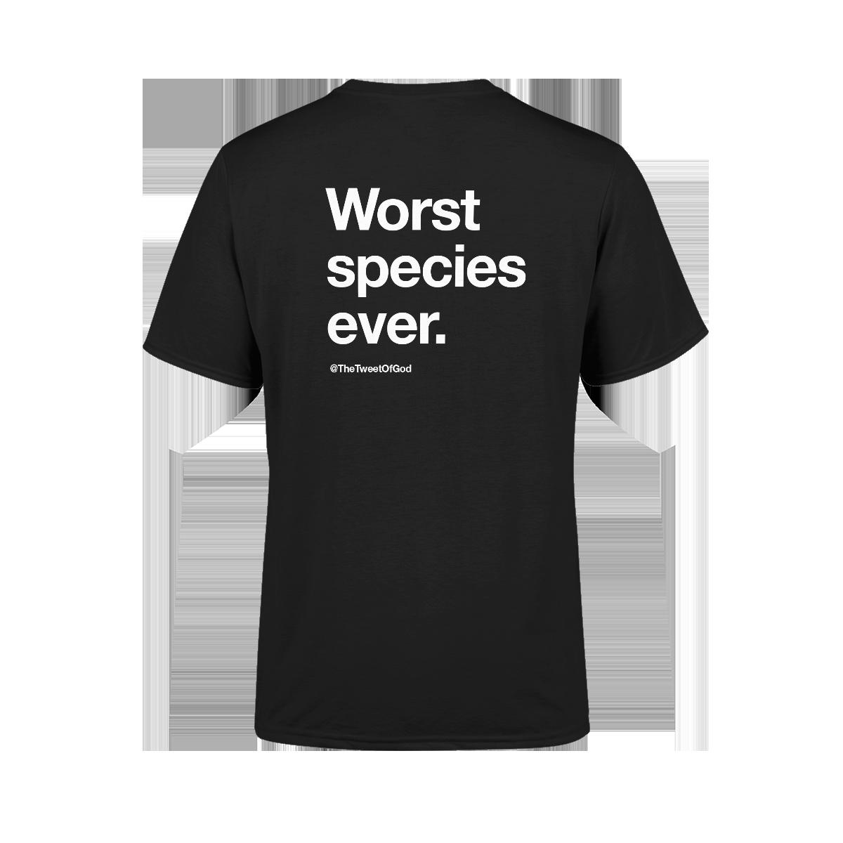 Worst Species Tee