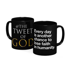 Lose Faith Mug