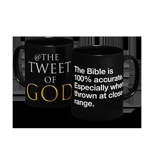 The Bible Mug