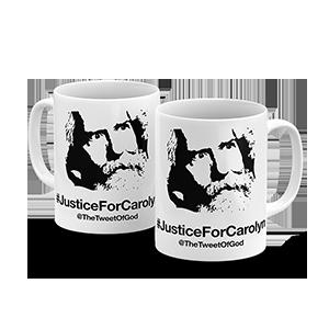 #JusticeForCarolyn Mug