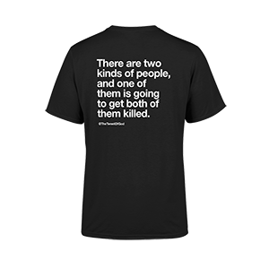 Two Kinds of People Tee