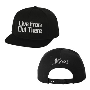"""Live From Out There"" Flatbrim"