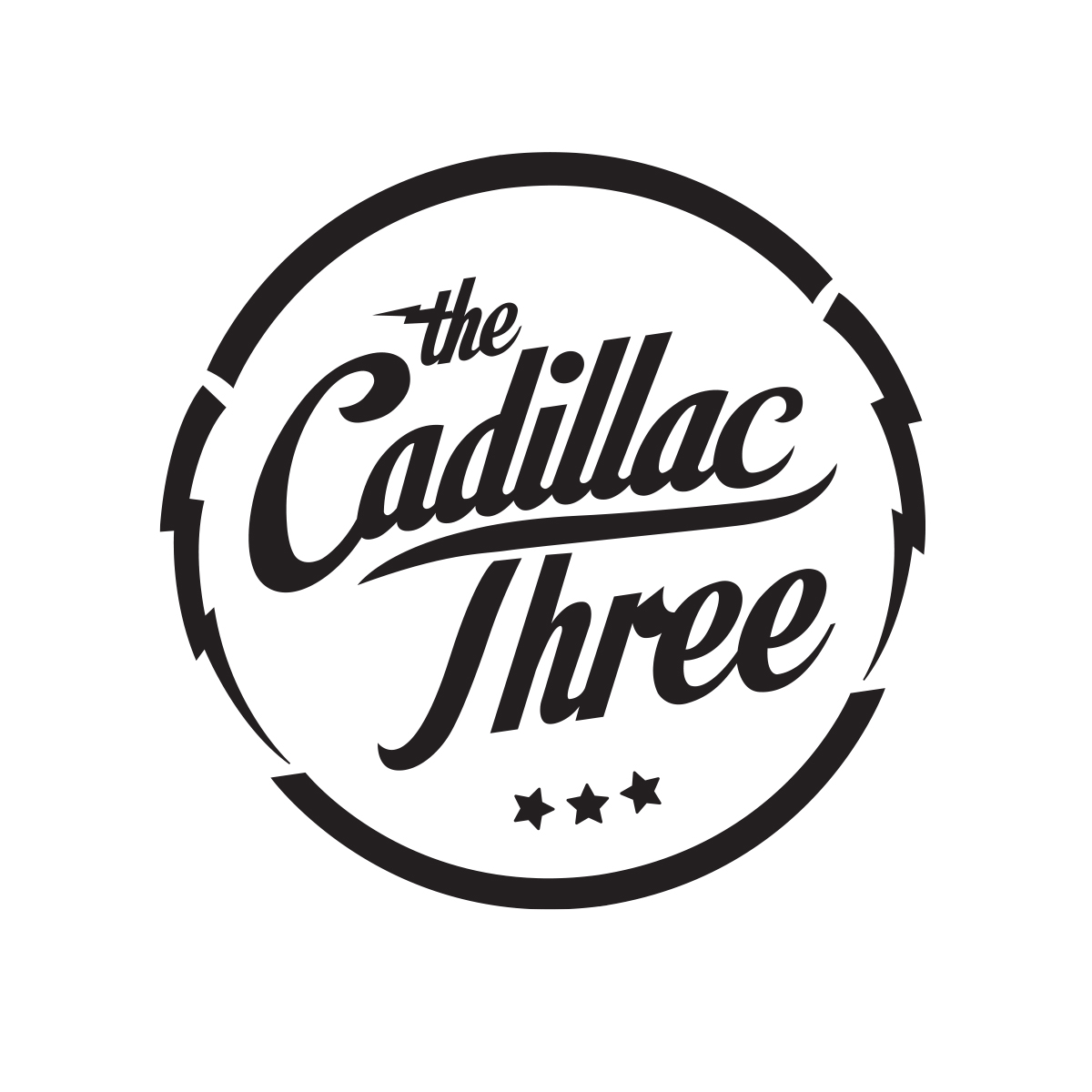 The Cadillac Three Gift Card