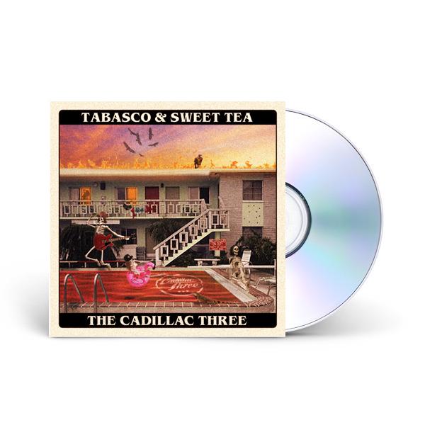 Tabasco & Sweet Tea CD