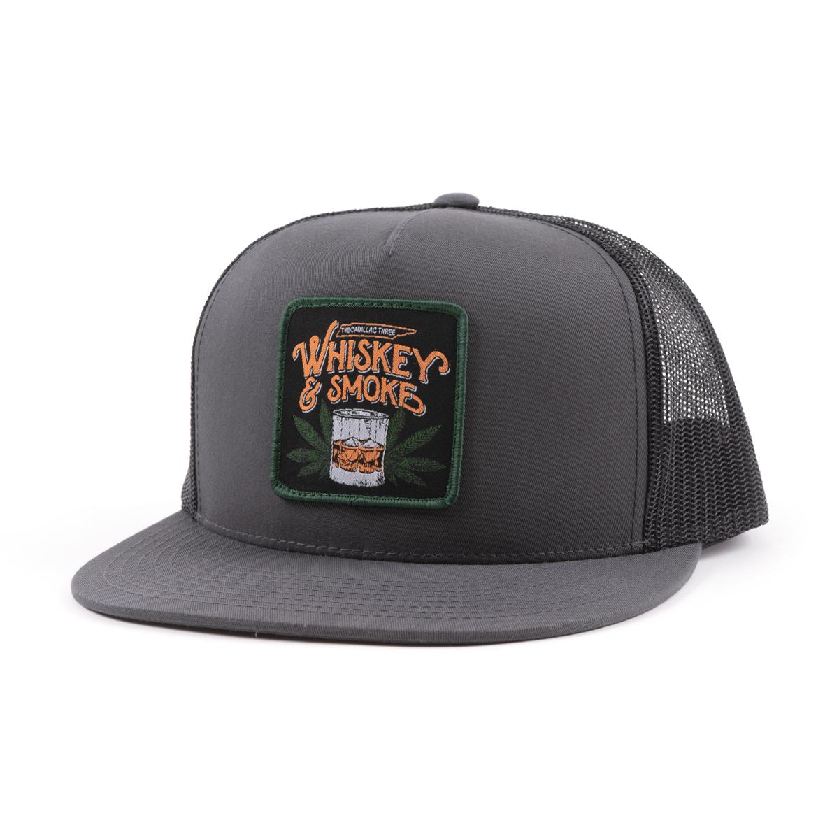 TC3 Whiskey & Smoke Classic Trucker Hat