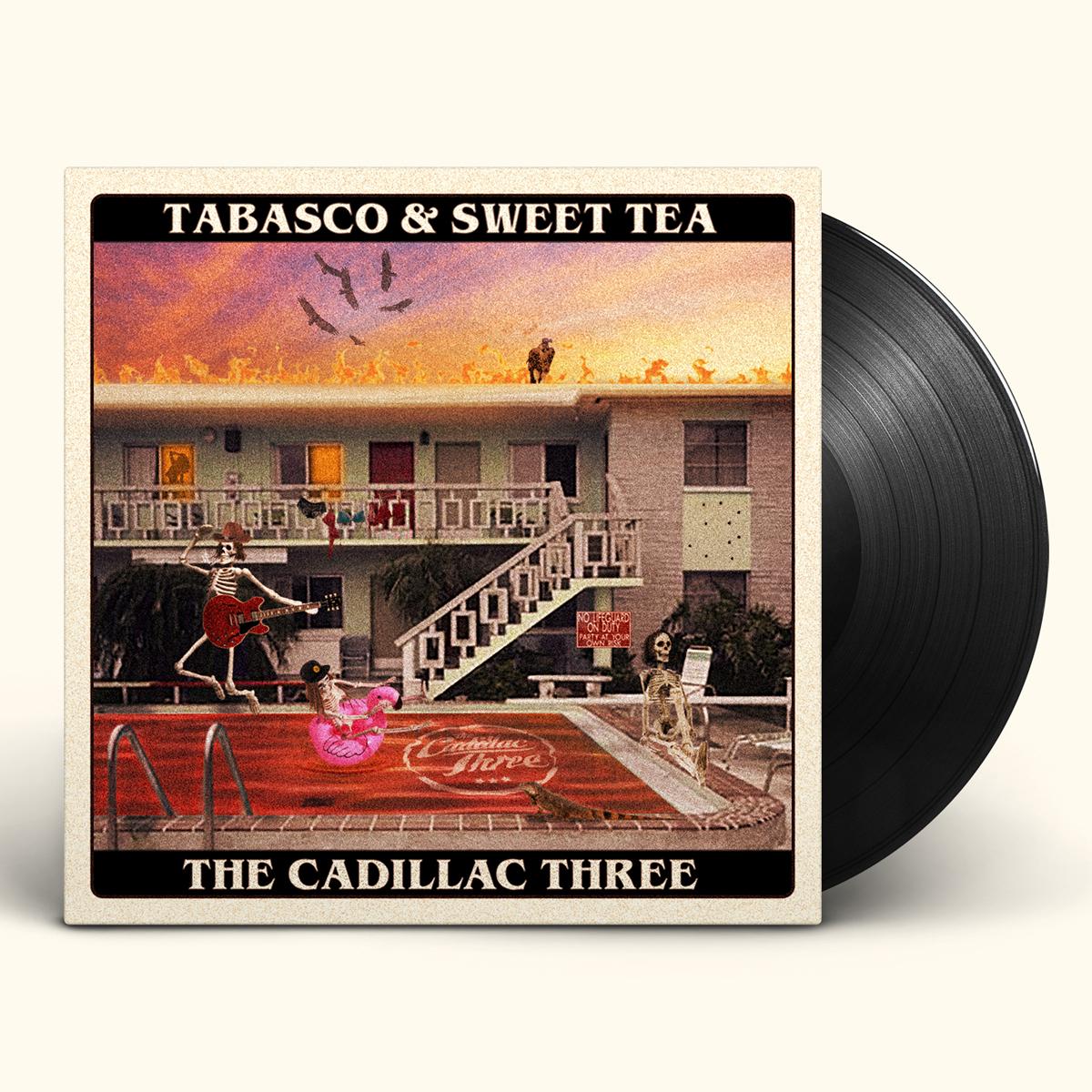 Tabasco & Sweet Tea Vinyl