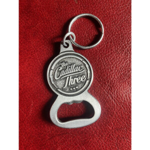 TC3 Custom Bottle Opener Keychain