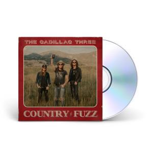 COUNTRY FUZZ CD