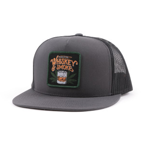 TC3 Whiskey & Smoke Classic Trucker Hat