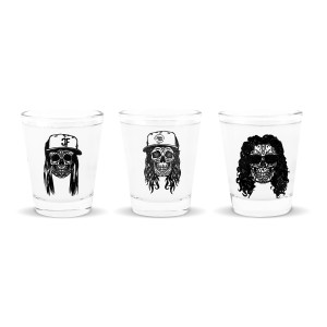 COUNTRY FUZZ SHOT GLASSES