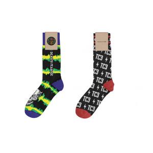 TC3 Custom Crew Socks Set