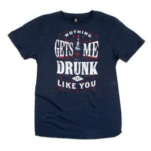 Nothing Gets Me Drunk Tee