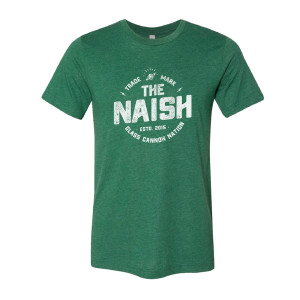 The Naish Unisex T-shirt