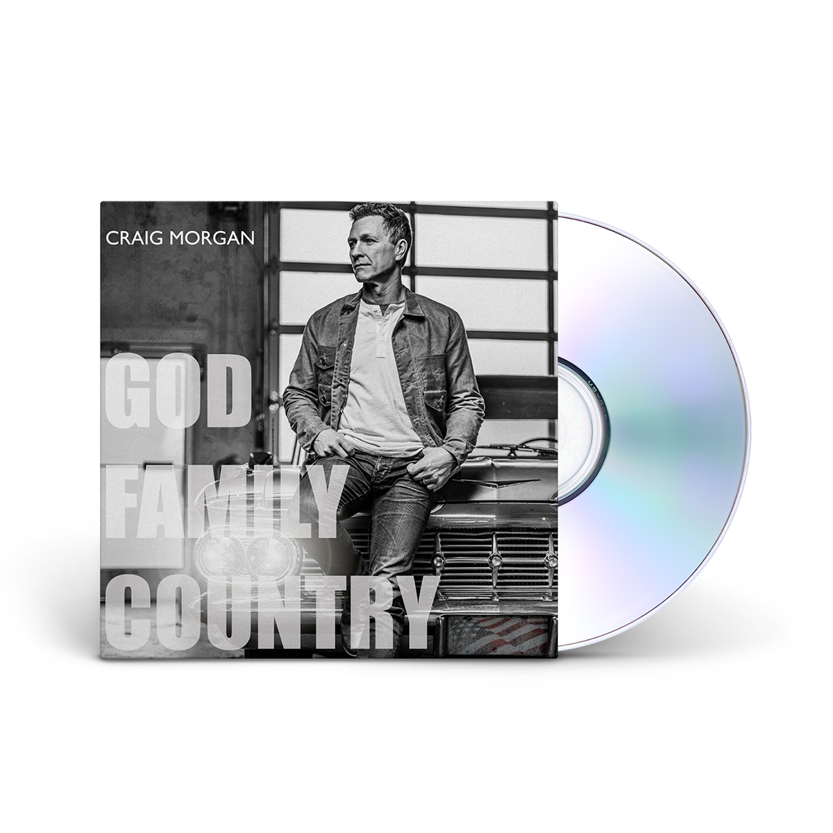 God Family Country CD