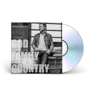 Autographed God Family Country CD